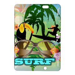 Surfing Kindle Fire HDX 8.9  Hardshell Case