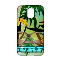 Surfing Samsung Galaxy S5 Hardshell Case