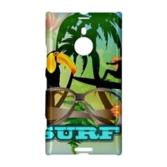 Surfing Nokia Lumia 1520