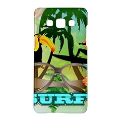 Surfing Samsung Galaxy A5 Hardshell Case