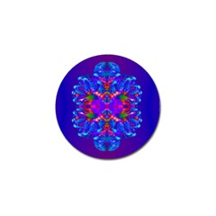 Abstract 5 Golf Ball Marker (10 pack)