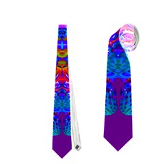 Abstract 5 Neckties (Two Side)