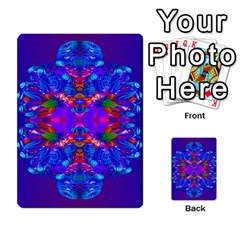 Abstract 5 Multi-purpose Cards (Rectangle)