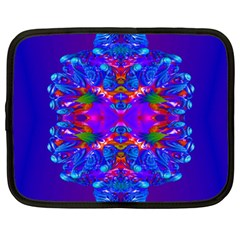Abstract 5 Netbook Case (XXL)