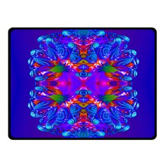 Abstract 5 Fleece Blanket (Small)