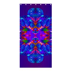 Abstract 5 Shower Curtain 36  X 72  (stall)
