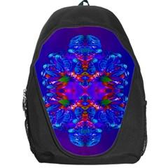 Abstract 5 Backpack Bag