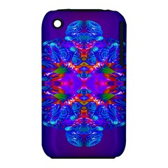 Abstract 5 Apple iPhone 3G/3GS Hardshell Case (PC+Silicone)