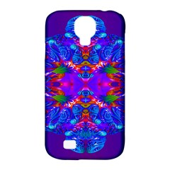 Abstract 5 Samsung Galaxy S4 Classic Hardshell Case (PC+Silicone)