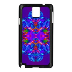 Abstract 5 Samsung Galaxy Note 3 N9005 Case (Black)