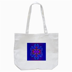 Abstract 5 Tote Bag (White)