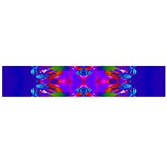 Abstract 5 Flano Scarf (large)