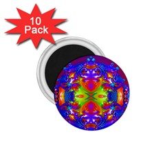 Abstract 6 1 75  Magnets (10 Pack)