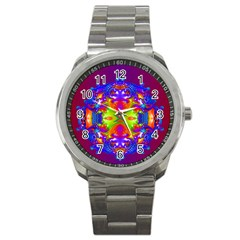 Abstract 6 Sport Metal Watches