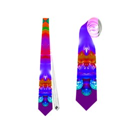 Abstract 6 Neckties (One Side)