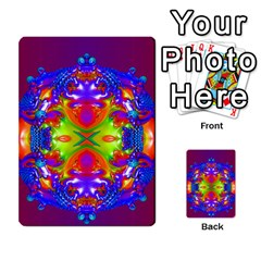 Abstract 6 Multi Purpose Cards (rectangle)