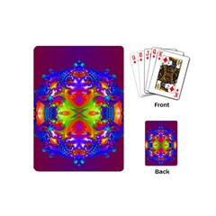 Abstract 6 Playing Cards (Mini)