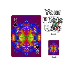 Abstract 6 Playing Cards 54 (Mini)