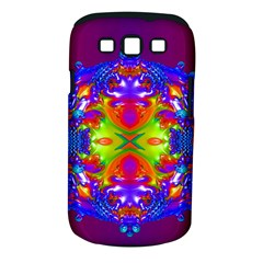 Abstract 6 Samsung Galaxy S III Classic Hardshell Case (PC+Silicone)