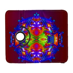 Abstract 6 Samsung Galaxy S  III Flip 360 Case