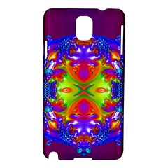 Abstract 6 Samsung Galaxy Note 3 N9005 Hardshell Case