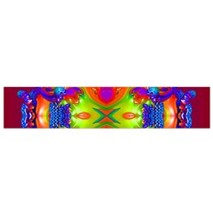 Abstract 6 Flano Scarf (Small)