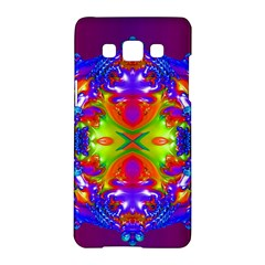 Abstract 6 Samsung Galaxy A5 Hardshell Case