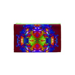 Abstract 6 Cosmetic Bag (xs)