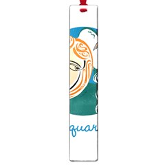 Aquarius Star Sign Large Book Marks