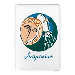 Aquarius Star Sign Samsung Galaxy Tab Pro 10.1 Hardshell Case