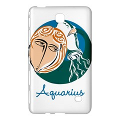 Aquarius Star Sign Samsung Galaxy Tab 4 (7 ) Hardshell Case