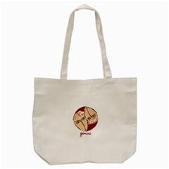Gemini Star Sign Tote Bag (Cream)