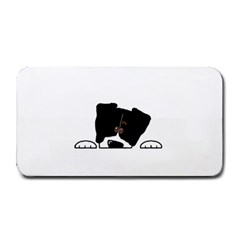 Bern Mt Dog Peeping Dog Medium Bar Mats