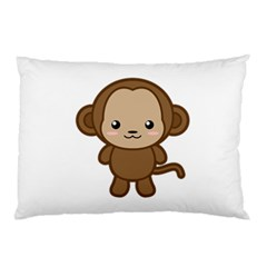 Kawaii Monkey Pillow Cases