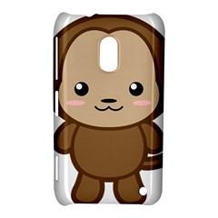 Kawaii Monkey Nokia Lumia 620