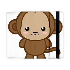 Kawaii Monkey Samsung Galaxy Tab Pro 8.4  Flip Case