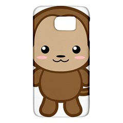 Kawaii Monkey Galaxy S6