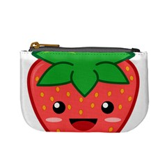Kawaii Strawberry Mini Coin Purses