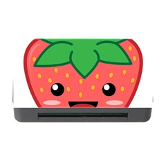 Kawaii Strawberry Memory Card Reader with CF