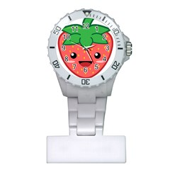 Kawaii Strawberry Nurses Watches