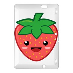 Kawaii Strawberry Kindle Fire HDX 8.9  Hardshell Case