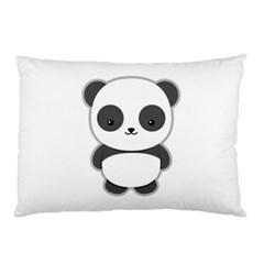 Kawaii Panda Pillow Cases