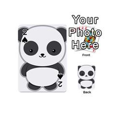 Kawaii Panda Playing Cards 54 (Mini)