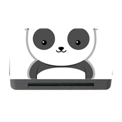 Kawaii Panda Memory Card Reader With Cf