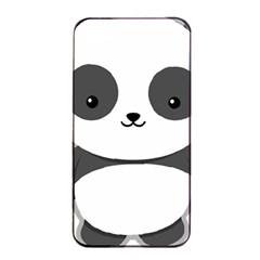 Kawaii Panda Apple iPhone 4/4s Seamless Case (Black)