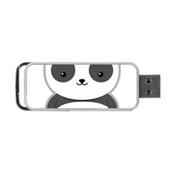 Kawaii Panda Portable USB Flash (Two Sides)