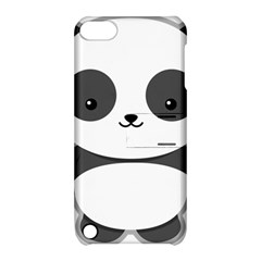 Kawaii Panda Apple iPod Touch 5 Hardshell Case with Stand