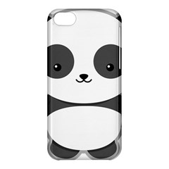 Kawaii Panda Apple iPhone 5C Hardshell Case
