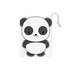 Kawaii Panda Drawstring Pouches (Small)