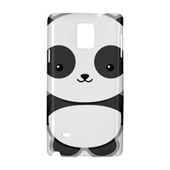 Kawaii Panda Samsung Galaxy Note 4 Hardshell Case
